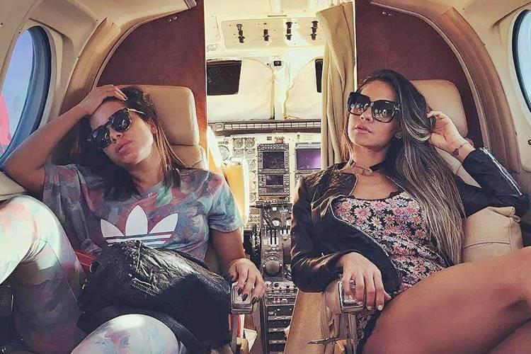 Anitta revela como Mayra Cardi mudou sua vida