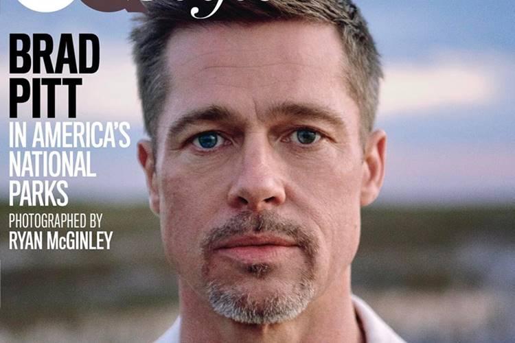 Brad Pitt/Instagram/Foto:ryanmcginleystudios