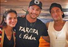 Bruna Marquezine - João Alcântara - Neymar/Instagram