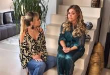 Eliana e Renata Banhara (Divulgação SBT)