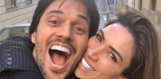 Fábio Faria e Patrícia Abravanel/Instagram
