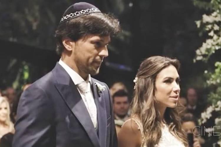 Fabio Faria e Patricia Abravanel/Instagram