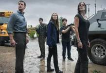 Filme - No Olho Do Tornado (Reprodução/TV Globo)