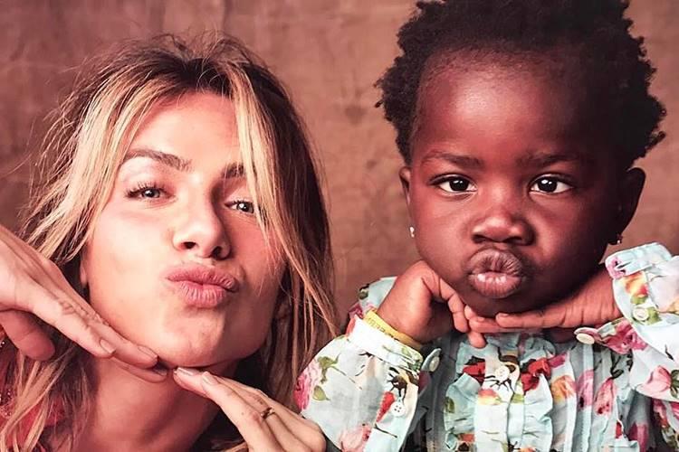 Giovanna Ewbank e Titi/Instagram