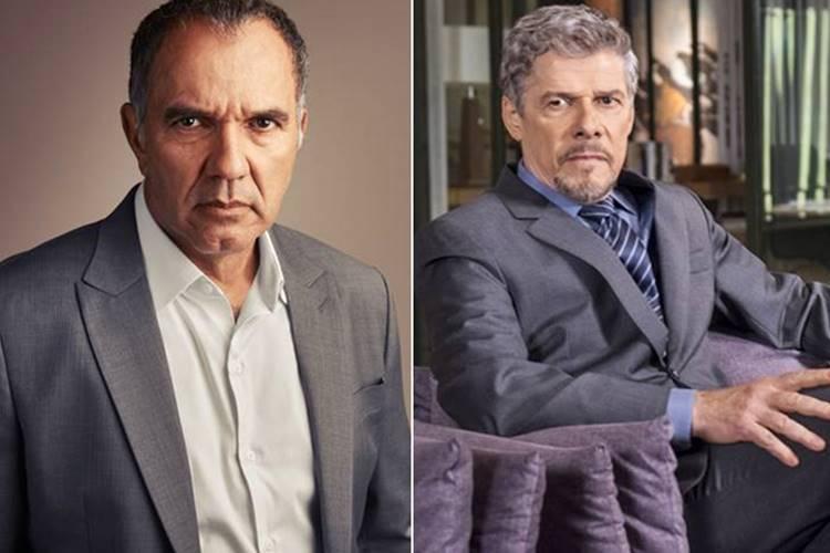 """Humberto Martins assume papel de José Mayer em """"O Sétimo Guardião"""""""