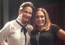 Ieda Wobeto e Susana Vieira/Instagram