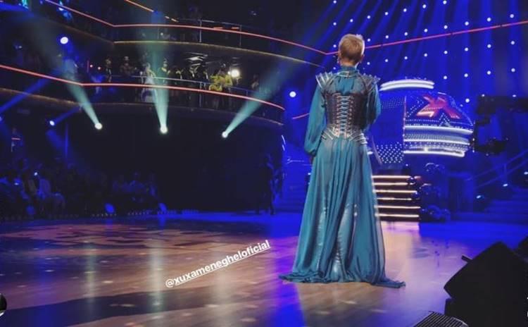 Bastidores: Sucessos de Xuxa Meneghel embalam as coreografias do Dancing Brasil