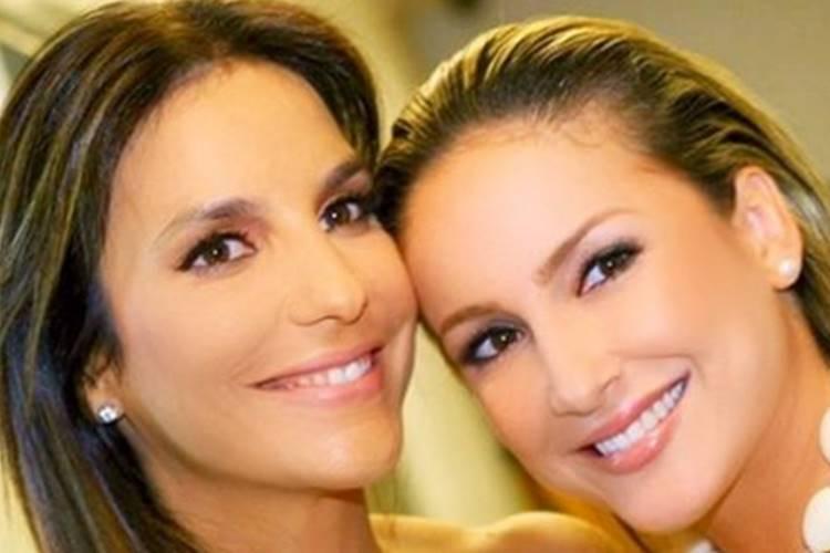 Ivete Sangalo e Claudia Leitte/Instagram