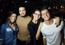 Jade Magalhães, Luan Santana, Camila Queiroz e Klebber Toledo/ Instagram Stories