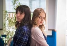 Malhação - Lica e Clara ( Globo/Paulo Belote)