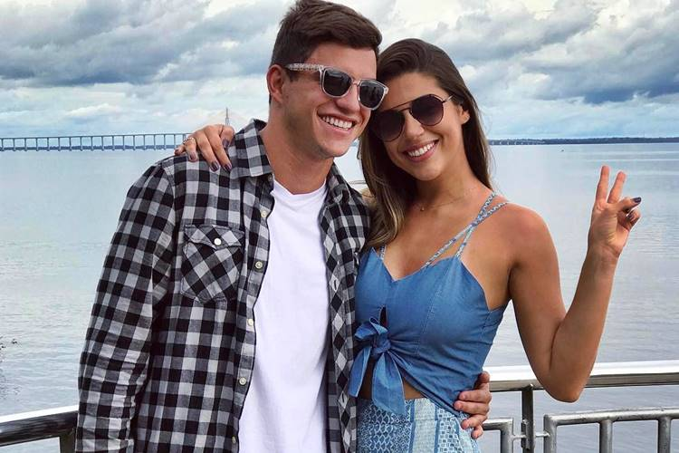 Manoel e Vivian/ Instagram