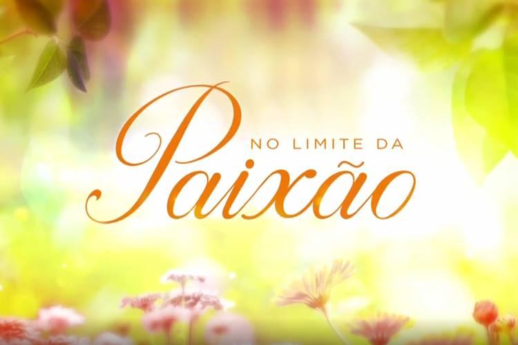 No Limite da Paixão - logo (Reprodução/SBT)