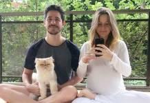 Pedro Neschling e Vitória Frate/Instagram