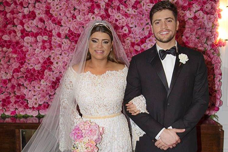 """Preta Gil celebra 5 anos de casada: """"Teve aposta que não durava 1 ano"""""""