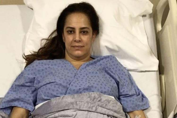 "Silvia Abravanel, internada com covid-19, faz apelo:"" Chega, chega, chega"""