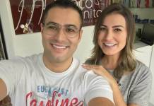 Tiago Costa e Andressa Urach/Instagram