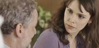 A Força do Querer - Eugênio e Irene (Reprodução/TV Globo)