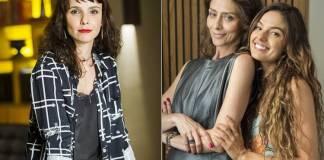 A Força do Querer - Irene - Joyce e Ritinha (João Miguel Júnior/ArturMeninea/Globo)