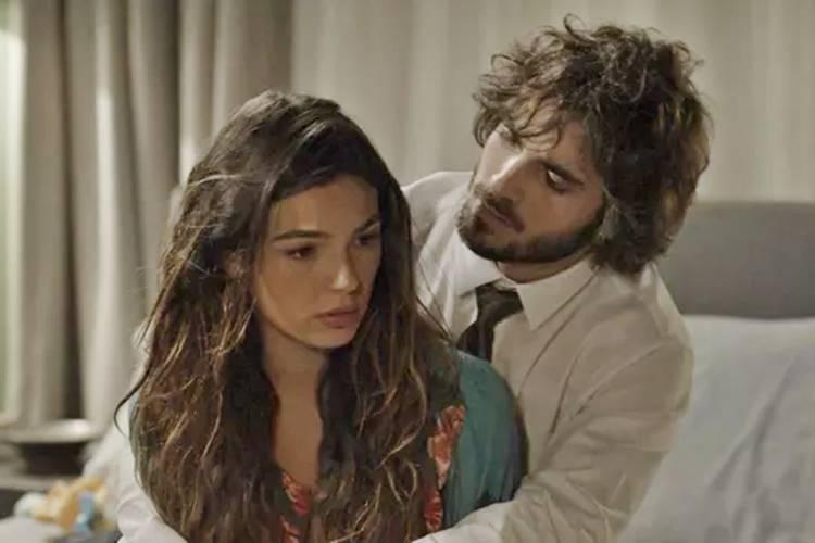 A Força do Querer - Ritinha e Ruy (Reprodução/TV Globo)