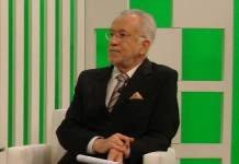 Alexandre Garcia (Divulgação/Globo News)