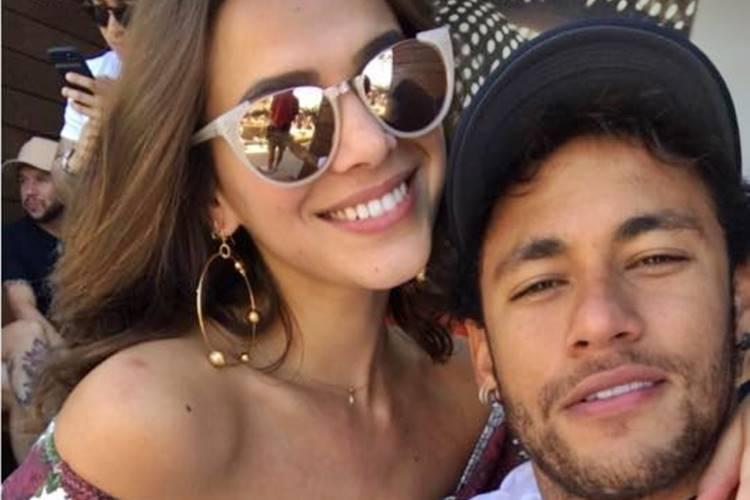 Bruna Marquezine e Neymar/ Instagram