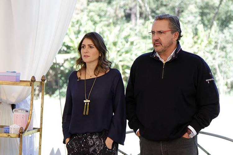 Carol Fiorentino e Fabrizio Fasano(Reprodução/Facebook/CarolFiorentino)