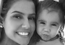 Deborah Secco e Maria Flor/ Instagram