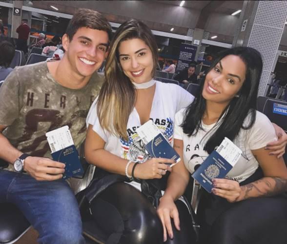 Instagram/ Vivian Amorim