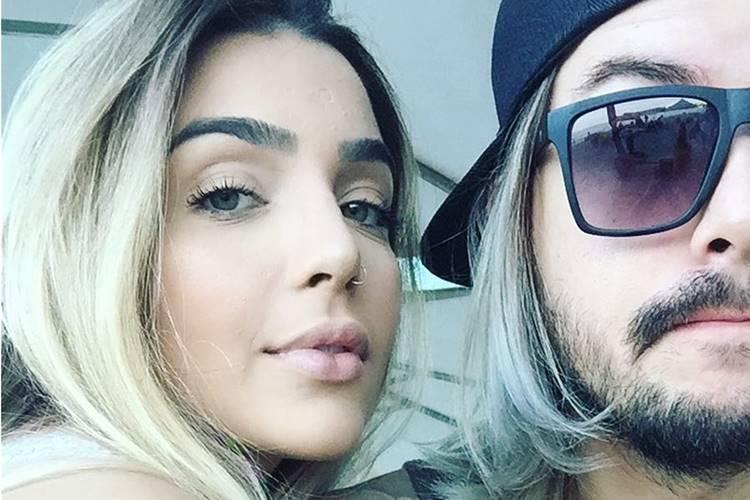 Gabriela Merjan e Pe Lanza/ Instagram