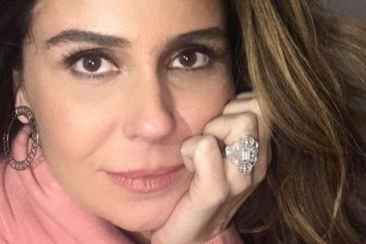 Giovanna Antonelli desabafa sobre síndrome do pânico e violência