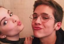 Giovanna Chaves e João Guilherme/ Instagram