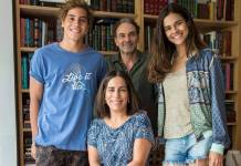Segredos de Justiça - Glória Pires, Marco Ricca, Arianne Botelho e Andre Lamoglia - Globo/Estevam Avellar