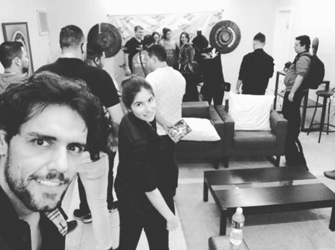 Instagram/ Thiago Arancam