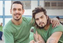 João Vicente e Luan Santana (Reprodução/ Instagram/ LuanSantana)