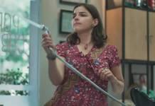 Keyla (Gabriela Medvedovski) em Malhação - Viva a Diferença (Reprodução/TV Globo)