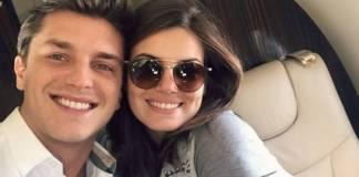 Klebber Toledo e Camila Queiroz/ Instagram