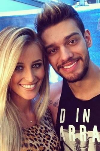 Lorena Carvalho e Lucas Lucco (Reprodução/ Instagram)