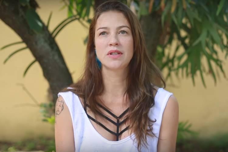 """Luana Piovani dispara:""""Não estou mais batendo no meu filho"""""""