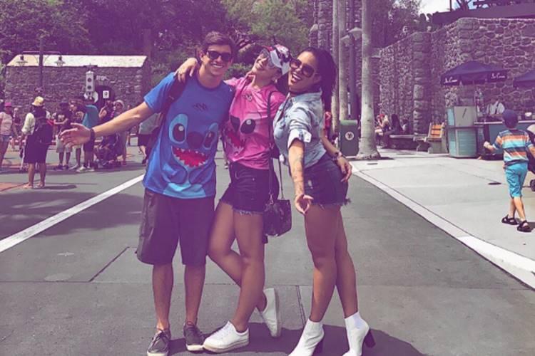 Manoel, Vivian e Mayara/ Instagram