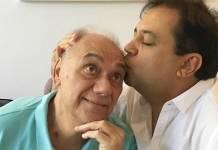 Marcelo Rezende e Geraldo Luis/Instagram