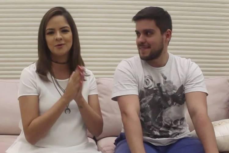 Maria Cecilia e Rodolfo/Instagram