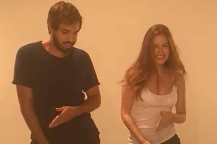 """Marina Ruy Barbosa rebola ao som de """"Paradinha"""" – Veja o vídeo!"""