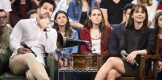 Murilo Benício e Débora Falabella (Globo/Ramón Vasconcelos)
