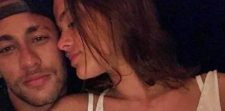 Neymar e Bruna Marquezine / Instagram