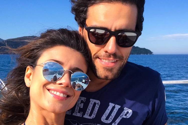 Paula Fernandes e Thiago Arancam/ Instagram