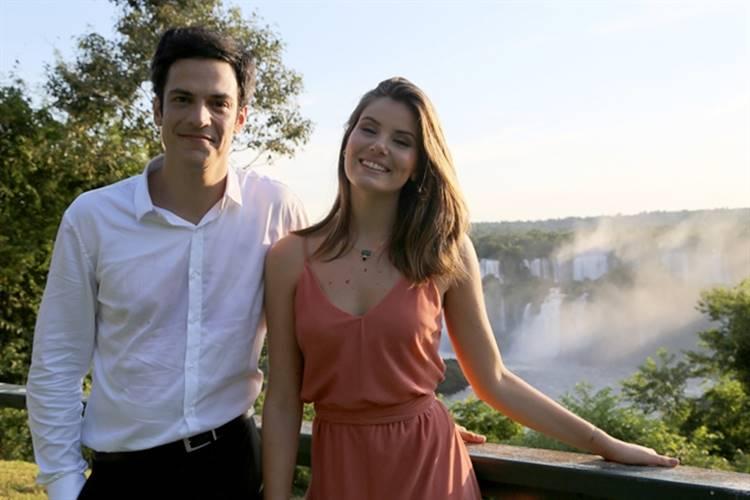 Pega Pega - Eric e Luiza (Globo/ Adriana Garcia)