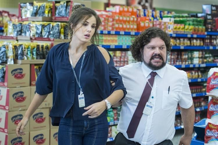 Pega Pega - Luiza no emprego (Globo/Mauricio Fidalgo)