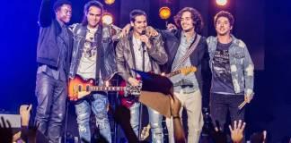 Rock Story - Banda 4.4 (Reprodução/Felipe Monteiro/Gshow )
