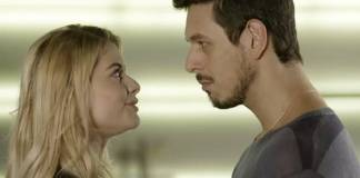 Rock Story - Diana e Lazaro (Reprodução/TV Globo)