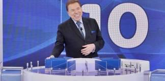 Silvio Santos (Lourival Ribeiro/SBT)